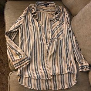 Velvet Heart Flannel Shirt